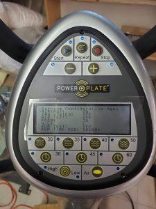 Фото 2 - Power Plate Pro 5 время работы 108 часов